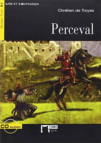9788431693725: Perceval. Material Auxiliar. (Chat Noir. Lire Et S'entrainer)