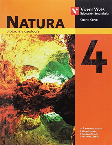 9788431693824: Natura 4 Anexo Andalucia. Ciencias Naturales - 9788431693824