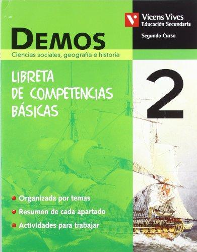 9788431695750: Demos 2 Andalucia. Libreta De Competencias Basicas.