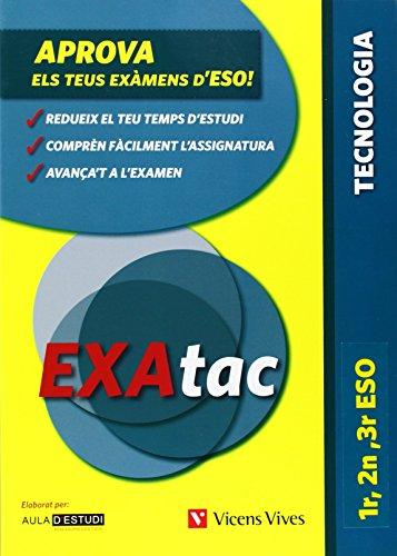 9788431696528: EXAtac. 1 ESO. Tecnologia (Exatac. Català)