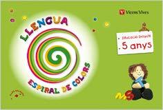 9788431696740: Espiral De Colors. Llengua. Illes Balears. 5 Anys (Espiral Magica Material Alumno)