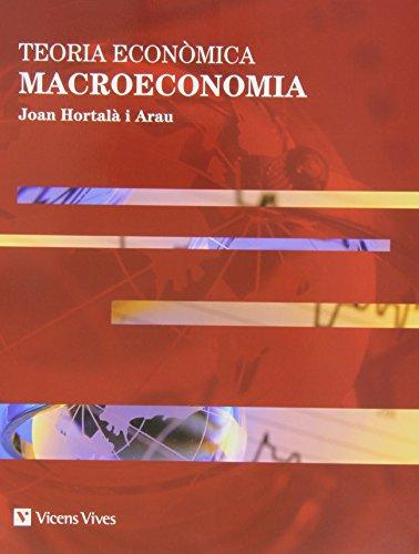 9788431696917: Teoria Economica. Macroeconomia.