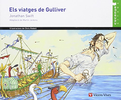 9788431697068: (VAL).24.VIATGES DE GULLIVER.(CUCANYA AITANA)