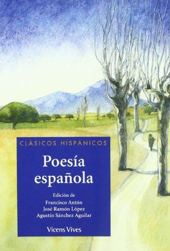 9788431697587: Poesia Española. Clasicos Hispanicos. Material Auxiliar