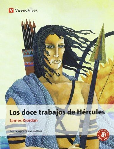 9788431698553: Los Doce Trabajos De Hercules N/c (Clásicos Adaptados) - 9788431698553