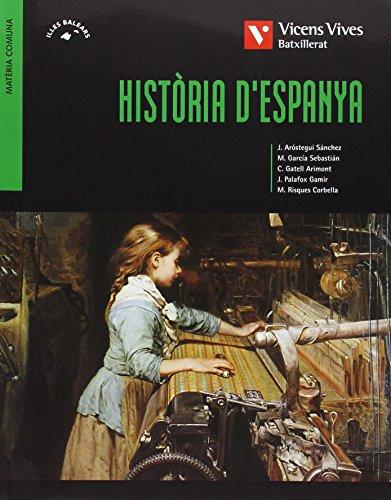 9788431699055: Historia D'espanya Balears+ Illes Balears Historia