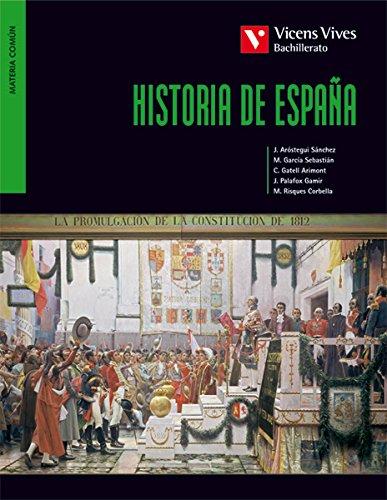 9788431699062: HISTORIA ESPA¥A BACH Pack ED.10 V.V.