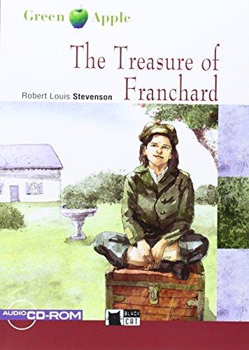 9788431699147: The Treasure Of Franchard. Material Auxiliar (Black Cat. Green Apple)