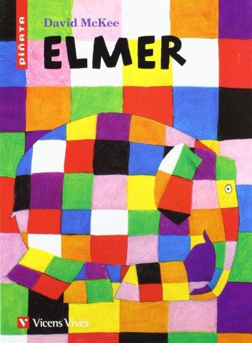 9788431699772: Elmer-piñata