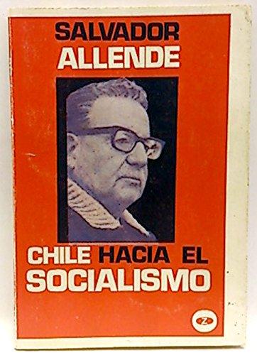 9788431702748: Salvador Allende: Chile hacia el socialismo
