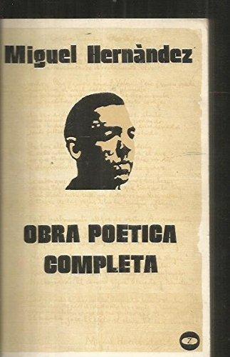 9788431703905: Obra poetica completa (Coleccion Guernica ; 14) (Spanish Edition)