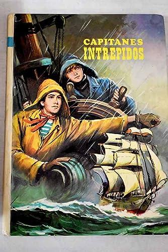 9788431916367: Capitanes intrépidos