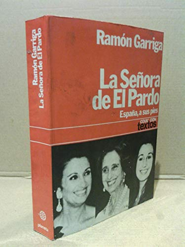 9788432006180: La señora de El Pardo (Colección Textos) (Spanish Edition)