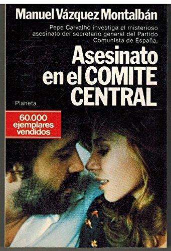 9788432022104: Asesinato en el comite central