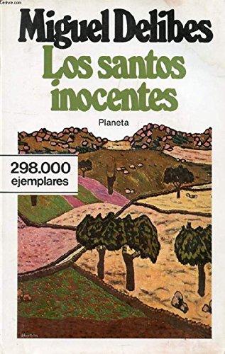 9788432022135: Los Santos Inocentes