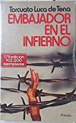 9788432022470: Embajador en el infierno