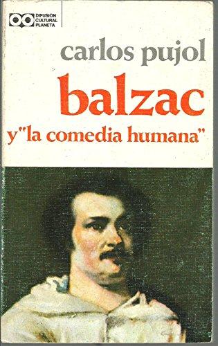 9788432024177: Balzac y La Comedia Humana