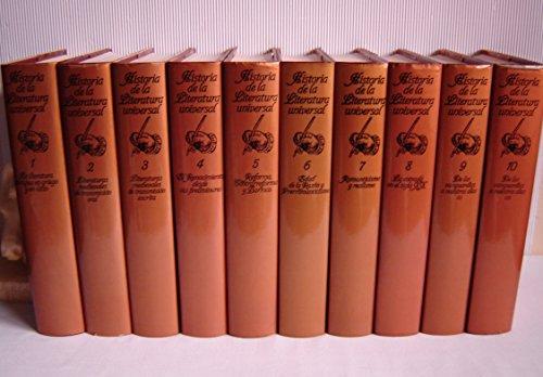 9788432026706: Historia de la literatura universal: Con textos antologicos y resumenes argumentales (Spanish Edition)
