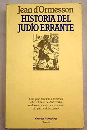 9788432033599: Historia del judio errante