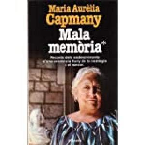 9788432035302: Mala memòria (Ramon Llull)