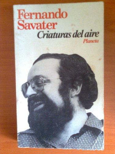 9788432036613: Criaturas del aire (Colección Ensayo) (Spanish Edition)
