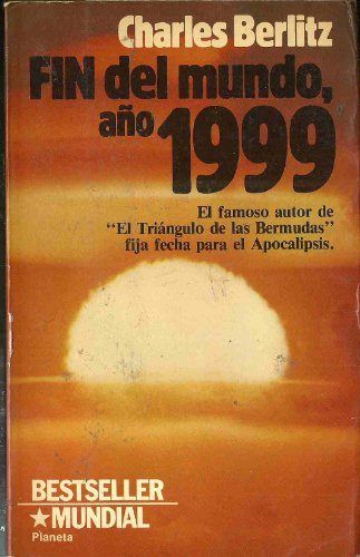 9788432037344: Fin del mundo, año 1999