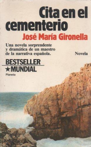 9788432037573: Cita en el cementerio: Novela (Coleccion contemporanea) (Spanish Edition)
