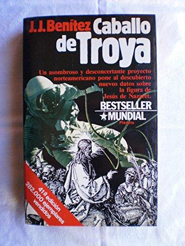 9788432037696: Caballo De Troya (Colección Contemporánea)