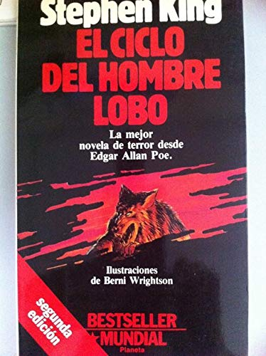 9788432038068: El Ciclo Del Hombre Lobo / Cycle of the Werewolf (Spanish Edition)