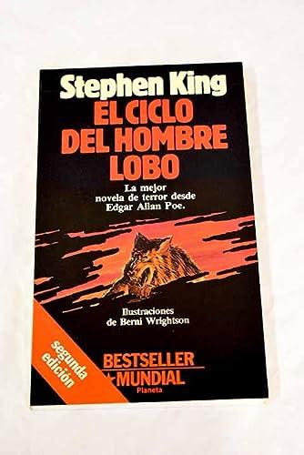 9788432038068: El Ciclo Del Hombre Lobo / Cycle of the Werewolf (Spanish Edition)