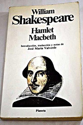 9788432038334: Hamlet-macbeth