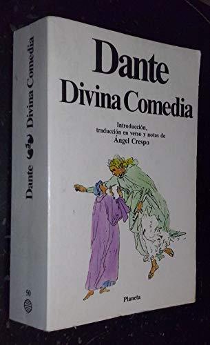DIVINA COMEDIA: Dante