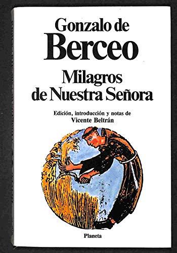9788432038839: Milagros de Nuestra Señora (Clásicos universales Planeta) (Spanish Edition)