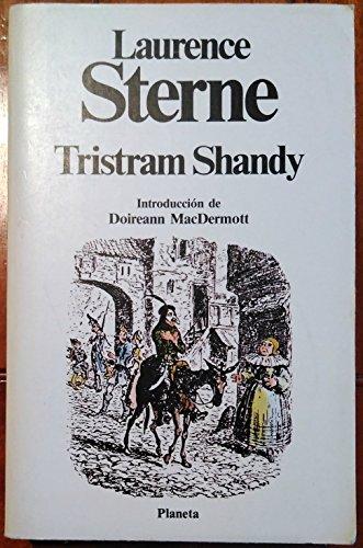 9788432039027: Tristram Shandy Vida y opiniones de Tristram Shandy caballero