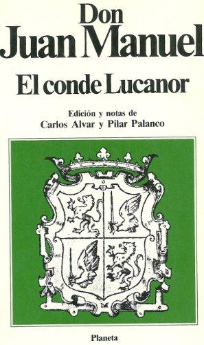 9788432039034: Conde Lucanor, El (Spanish Edition)