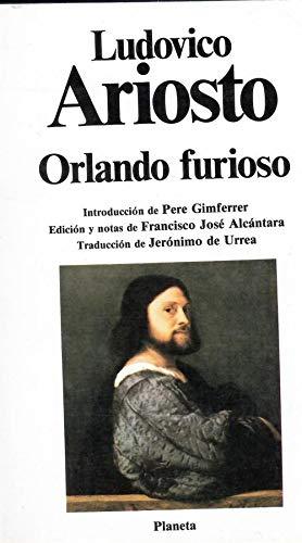 9788432039829: ORLANDO FURIOSO
