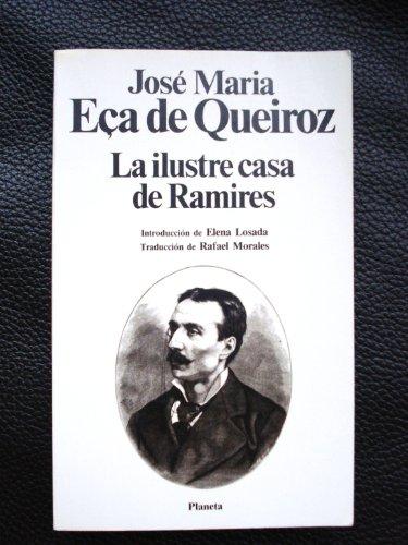 9788432039966: La ilustre casa de Ramires (Clasicos Universales Planeta)