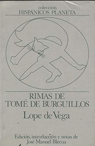 Rimas de Tome de Burguillos: LOPE DE VEGA