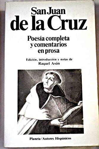9788432040269: Poesia completa y comentarios en prosa
