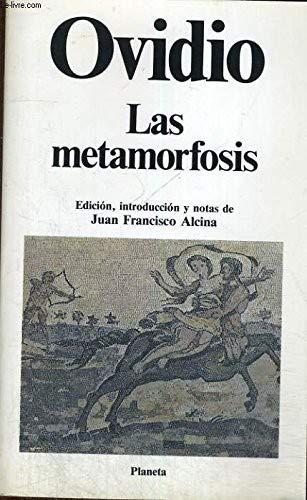 9788432040344: Metamorfosis, las