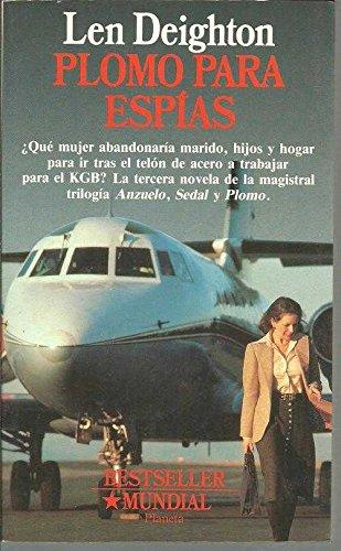 9788432040955: Plomo Para Espias / Spy Sinker (Spanish Edition)