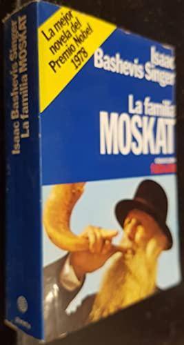 9788432041174: La familia Moskat