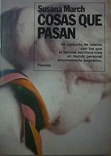 9788432042218: Cosas que pasan (Colección Fábula)