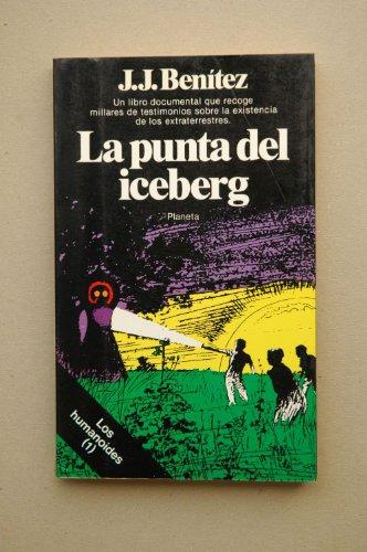 9788432043055: Punta del iceberg, la