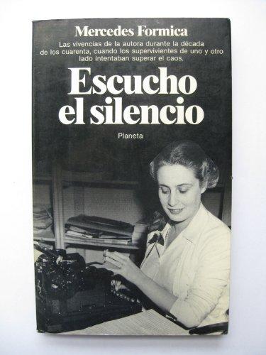 9788432043239: Escucho el silencio (Pequeña historia de ayer) (Spanish Edition)