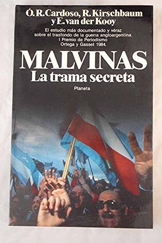 9788432043420: Malvinas, la trama secreta