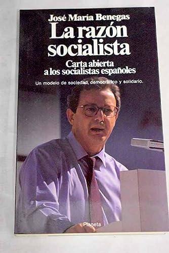 9788432044601: Razon socialista, la