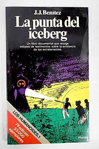 9788432044816: La Punta Del Iceberg