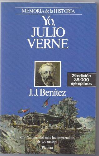 9788432045011: Yo, Julio Verne (Personajes)