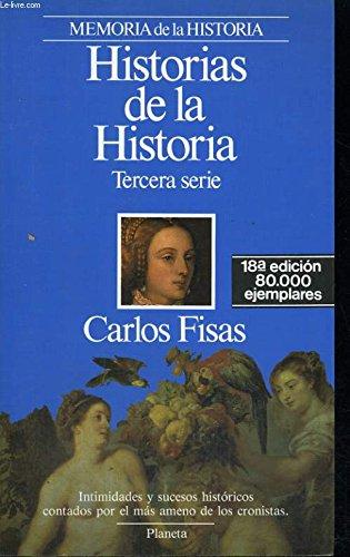 9788432045066: Historias de la historia. tercera serie